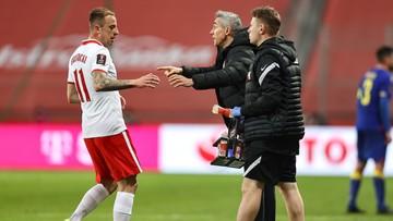 EURO 2020: Kamil Grosicki poza kadrą! Paulo Sousa uzasadnia decyzję