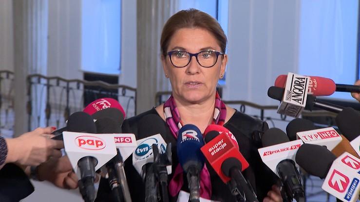 """""""Kierownictwo PiS nie akceptuje nacisku na TK"""". Mazurek o apelu posłów ws. aborcji"""