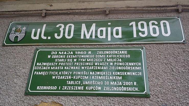 Starli się z milicją i ZOMO w obronie Domu Katolickiego. IPN wznawia śledztwo ws. wydarzeń zielonogórskich