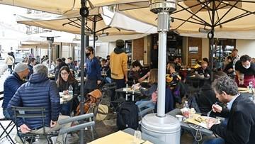 Milion Włochów po raz pierwszy od pół roku zjadło kolację w restauracji