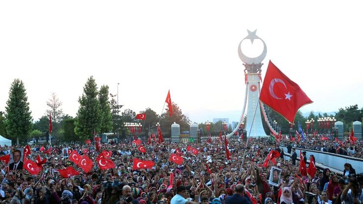 Turecki rząd chce ponownie przedłużyć stan wyjątkowy