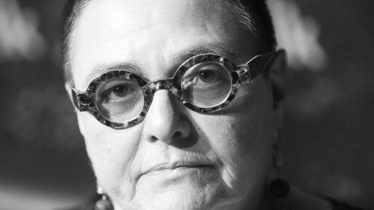 Zmarła dziennikarka i pisarka Lidia Ostałowska