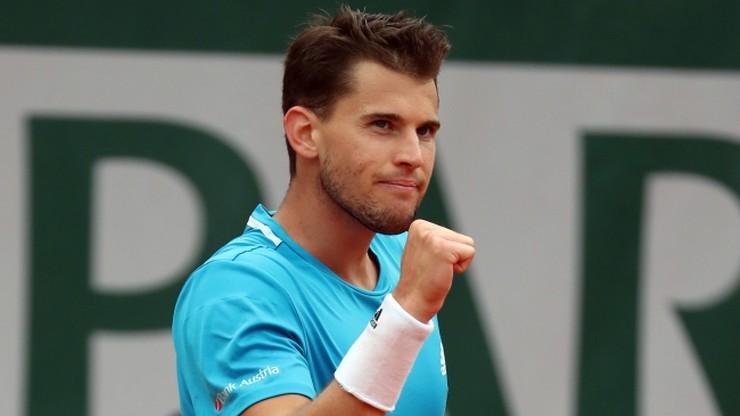 ATP w Wiedniu: Wygrana Thiema
