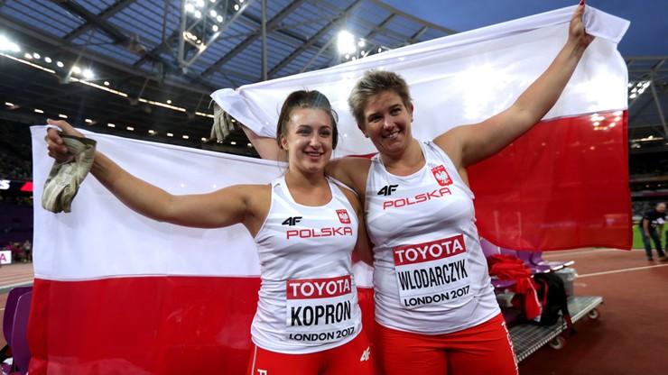 Włodarczyk mistrzynią świata w rzucie młotem! Kopron z brązowym medalem