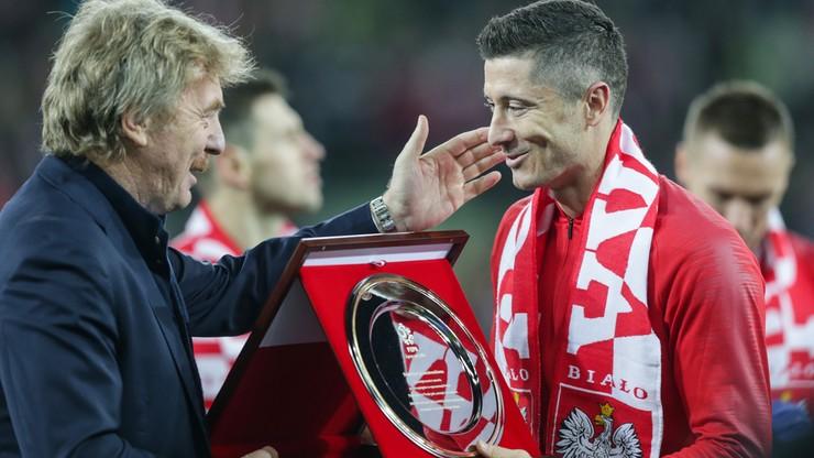 Lewandowski uhonorowany przez PZPN