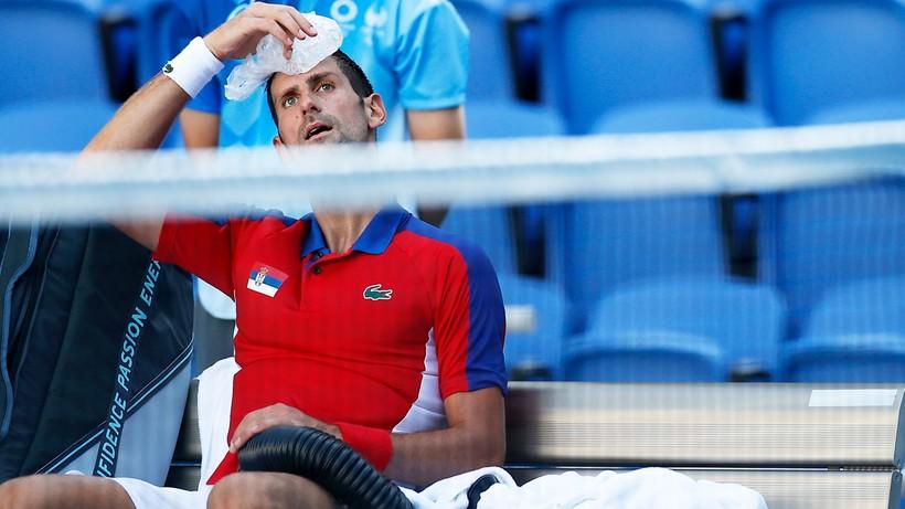 Tokio 2020: Novak Djoković bez medalu w singlu. Druga z rzędu porażka Serba