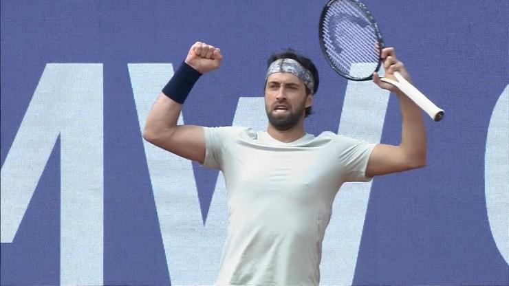 ATP w Monachium: Zwycięstwo Nikoloza Basilaszwilego