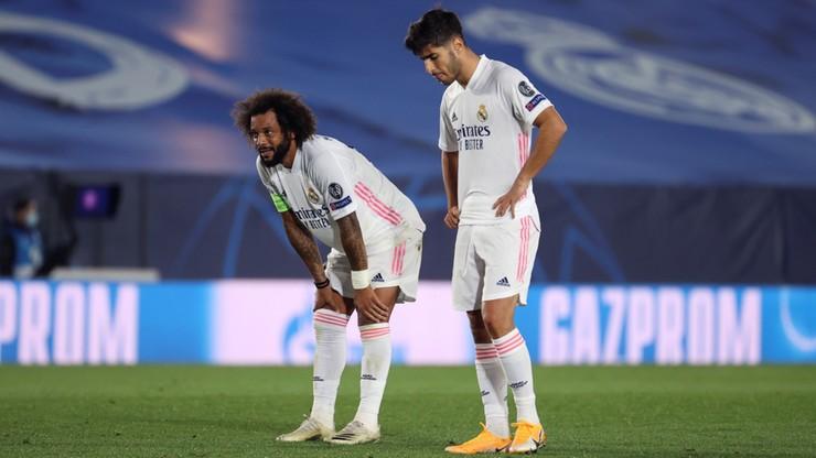 """Liga Mistrzów: Real Madryt skrytykowany w hiszpańskich mediach. """"Wstyd i pośmiewisko"""""""