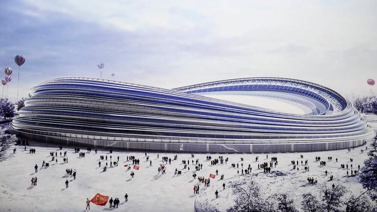 Pekin 2022: Panda maskotką igrzysk