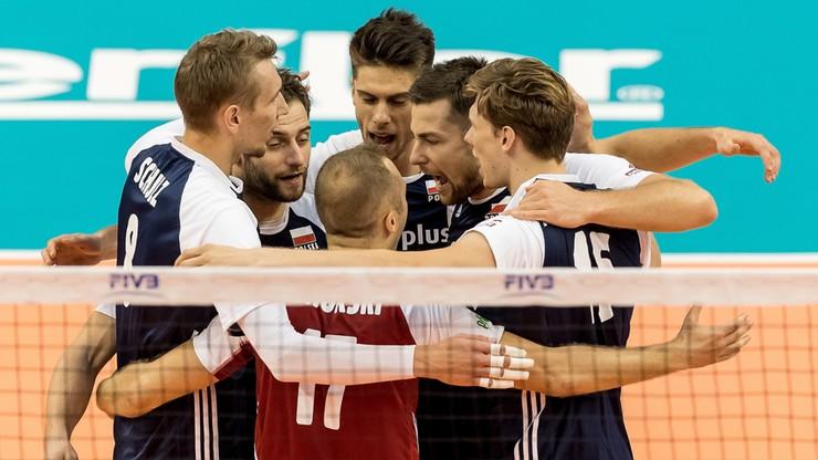 Drugi mecz i druga wygrana. Świetny początek polskich siatkarzy w mistrzostwach świata