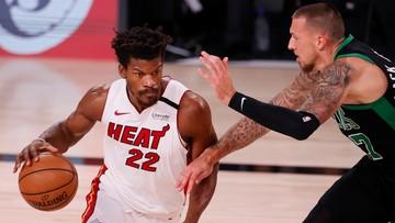 NBA: Miami Heat w połowie drogi do wielkiego finału