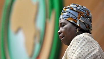 """""""Zapowiedź niespokojnych czasów dla Afryki"""". Szefowa Unii Afrykańskiej o dekrecie Trumpa"""