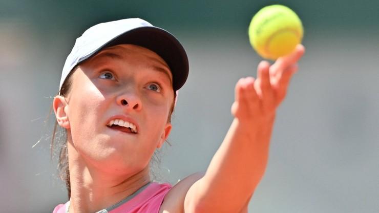 Roland Garros: Kiedy mecz Świątek w finale debla?