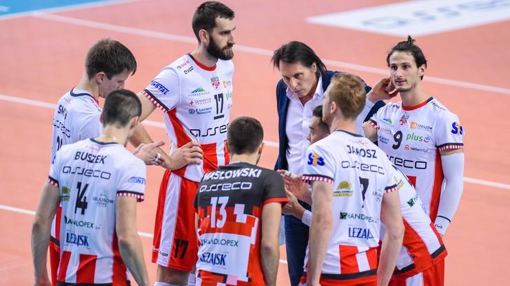 PlusLiga: Asseco Resovia Rzeszów - GKS Katowice. Transmisja w Polsacie Sport