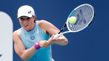 WTA w Miami: Iga Świątek awansowała do ćwierćfinału debla
