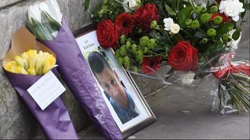 15 lat temu w zamachu zginął jego brat, teraz bohaterski minister sam ratował policjanta