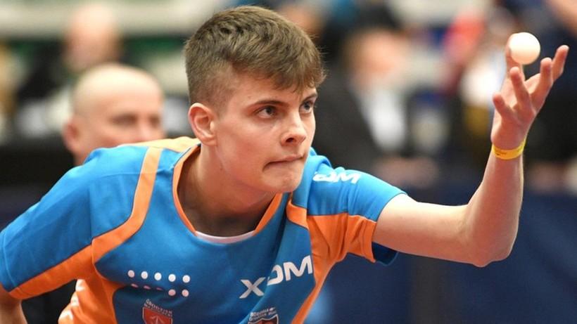 MEJ w tenisie stołowym: Polacy złotymi medalistami w drużynie