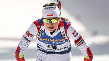 MP w biathlonie: Tytuły dla Moniki Hojnisz-Staręgi i Jana Guńki w biegu indywidualnym