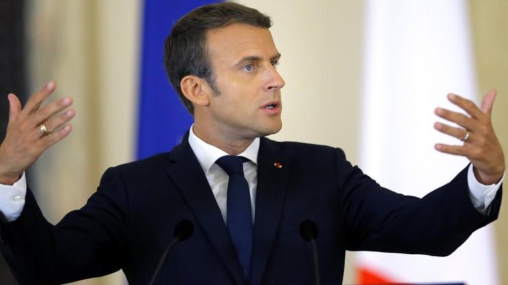 Macron: należy zreformować strefę Schengen