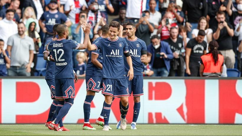 Liga Mistrzów: Club Brugge - Paris Saint-Germain. Relacja i wynik na żywo - Polsat Sport