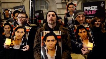 Skazany bloger z Arabii Saudyjskiej z Nagrodą Sacharowa