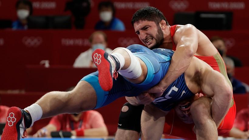 Tokio 2020: Sadulajew najlepszy w kat. 97 kg w zapasach