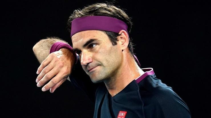 Roger Federer wraca na kort