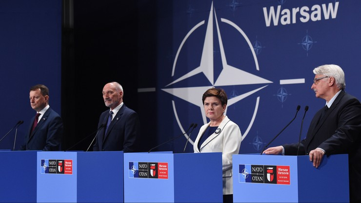 """""""Polacy nie płacą mi za interpretowanie"""". Szydło o słowach Obamy ws. TK"""