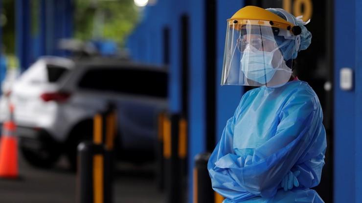 Nowe przypadki zakażeń koronawirusem. Rekordowa liczba ozdrowień
