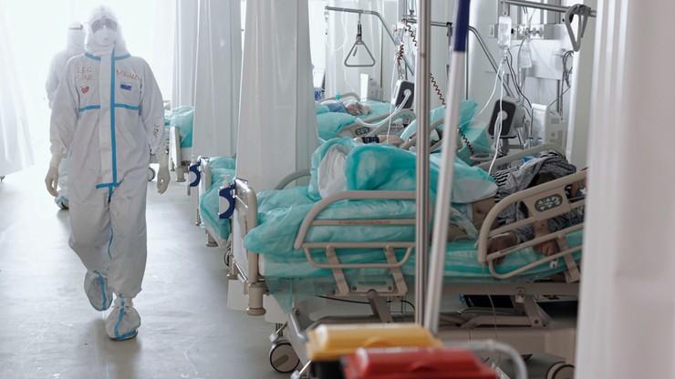 Nowe przypadki koronawirusa w Polsce. Dane ministerstwa, 13 kwietnia