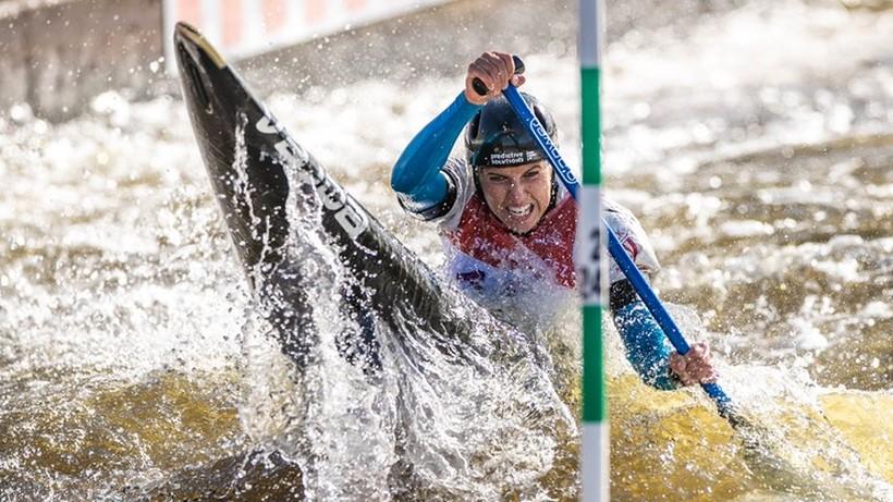 Tokio 2020: Aleksandra Stach nie awansowała do półfinału w kajakarstwie górskim