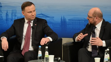Duda: najważniejsze jest wzmocnienie wschodniej flanki NATO