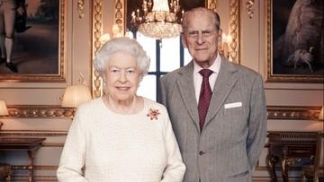 70. rocznica ślubu królowej Elżbiety II i księcia Filipa. To najdłuższe małżeństwo w historii brytyjskiej monarchii