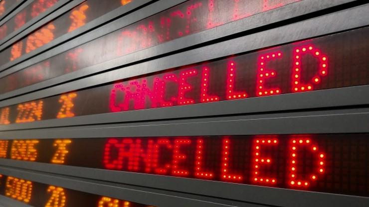 W piątek strajk płacowy w Air France. Odwołano część lotów