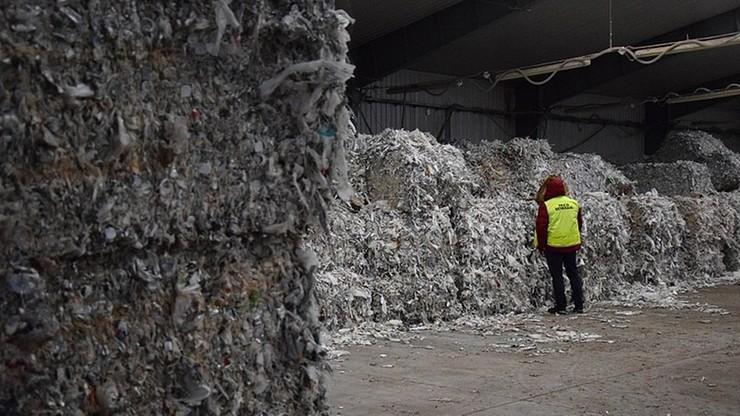 Tony nielegalnych odpadów trafiły do Polski. Wrócą do Wielkiej Brytanii