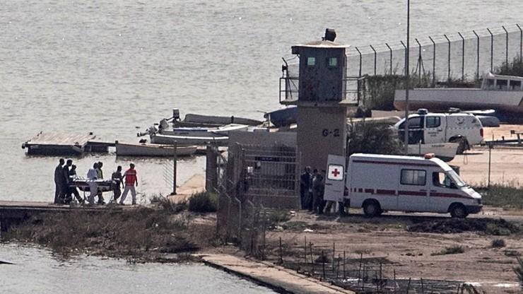 Katastrofa samolotu hiszpańskiego wojska. Dwie osoby zginęły