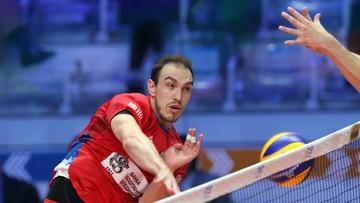 Mistrz Rosji przedłużył kontrakt z podstawowym przyjmującym