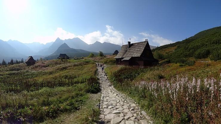 Tatry: 124 poszkodowanych turystów od początku wakacji