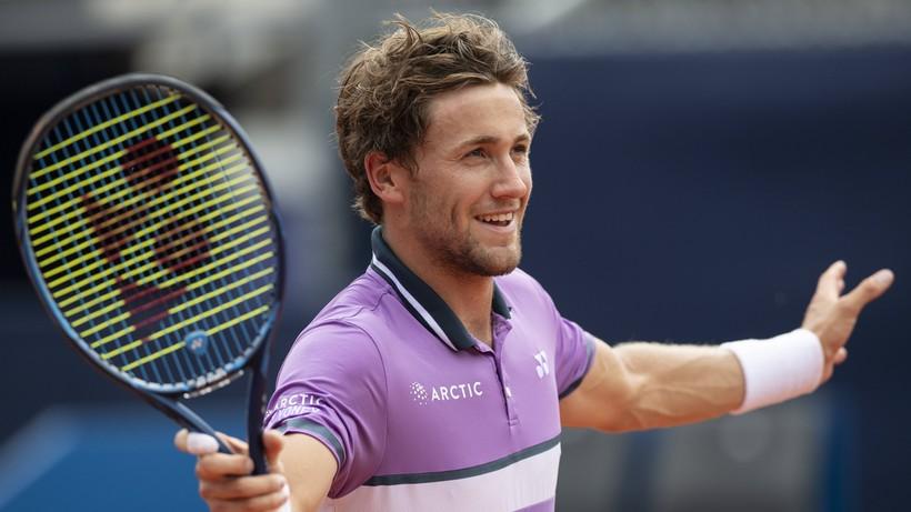 ATP w Kitzbuehel: Casper Ruud wygrał w finale