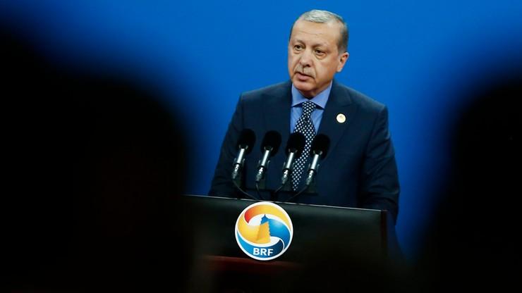 Erdogan: Turcja pracuje nad korytarzem tranzytowym między Azją a Europą