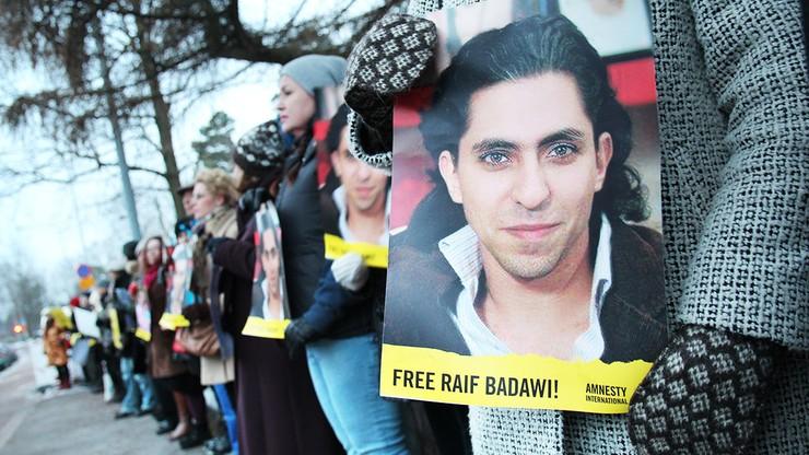 Saudyjski bloger skazany za ośmieszanie islamu rozpoczął strajk głodowy