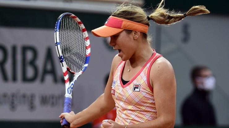 French Open: Sofia Kenin finałową rywalką Igi Świątek