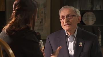 Ocalony z Holokaustu: rządzący uznają się za patriotów, a to co robią, to jest nacjonalizm
