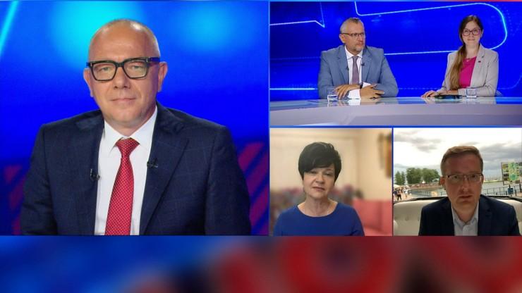 """""""Lewica w kryzysie"""", """"nie ma oferty dla Polaków"""". Politycy komentują spór w ugrupowaniu"""