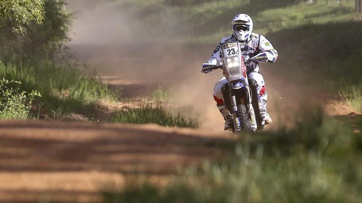 Rajd Dakar: Francuz de Soultrait najszybszym motocyklistą na 1. etapie