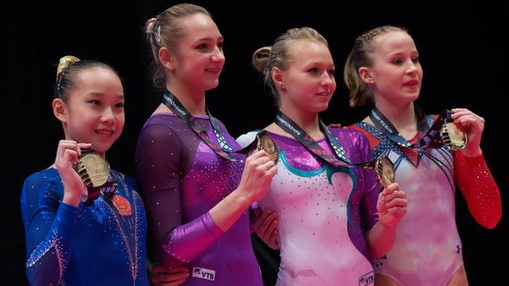 Po raz pierwszy w historii są cztery mistrzynie świata jednocześnie