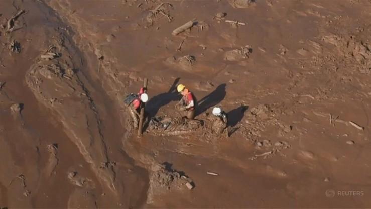Do 150 wzrosła liczba ofiar katastrofy w kopalni w Brazylii