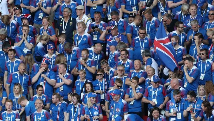 MŚ 2018: Szaleństwo w Islandii. Reprezentację oglądało 99,6% mieszkańców!