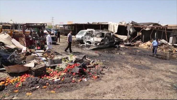 Eksplozja samochodu pułapki w Bagdadzie. Co najmniej 11 zabitych