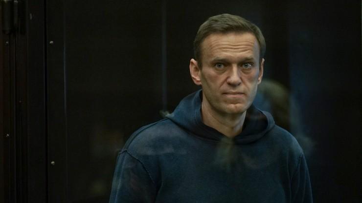 Rosja. Sąd skazał Aleksieja Nawalnego na 850 tys. rubli grzywny